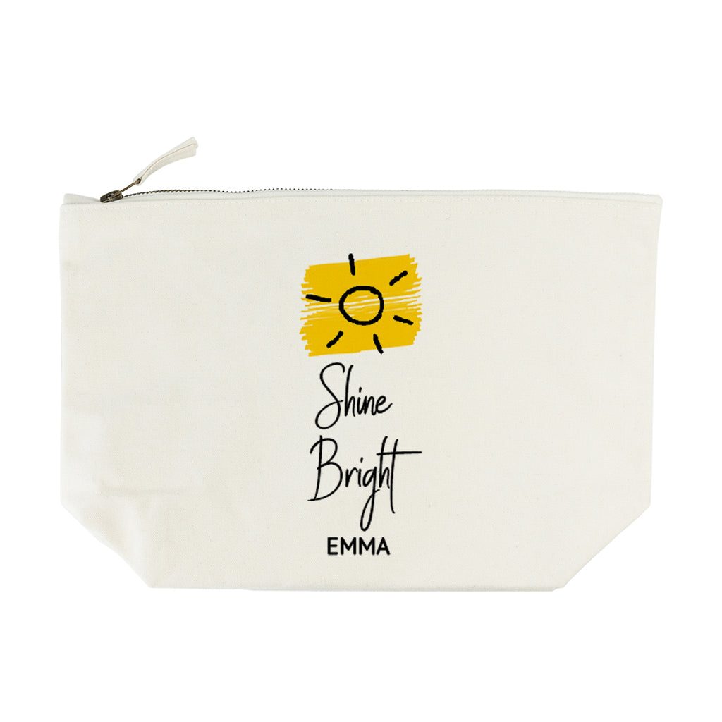 Shine Bright Wash Bag - treat-republic