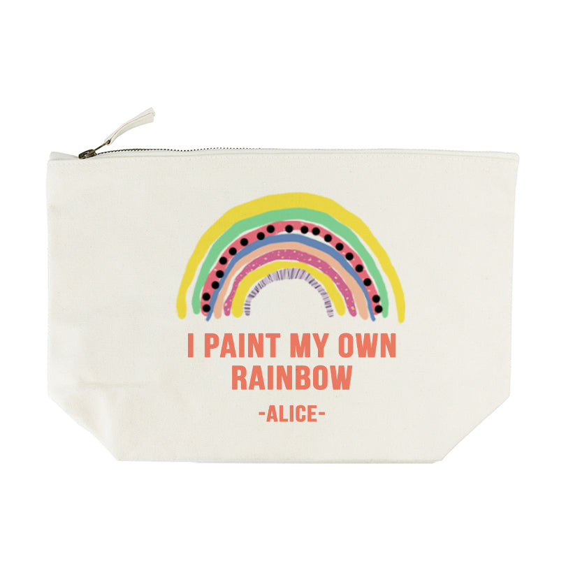 My Own Rainbow Wash Bag - treat-republic