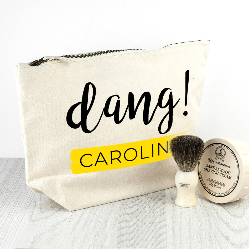 Dang Cream Wash Bag - treat-republic