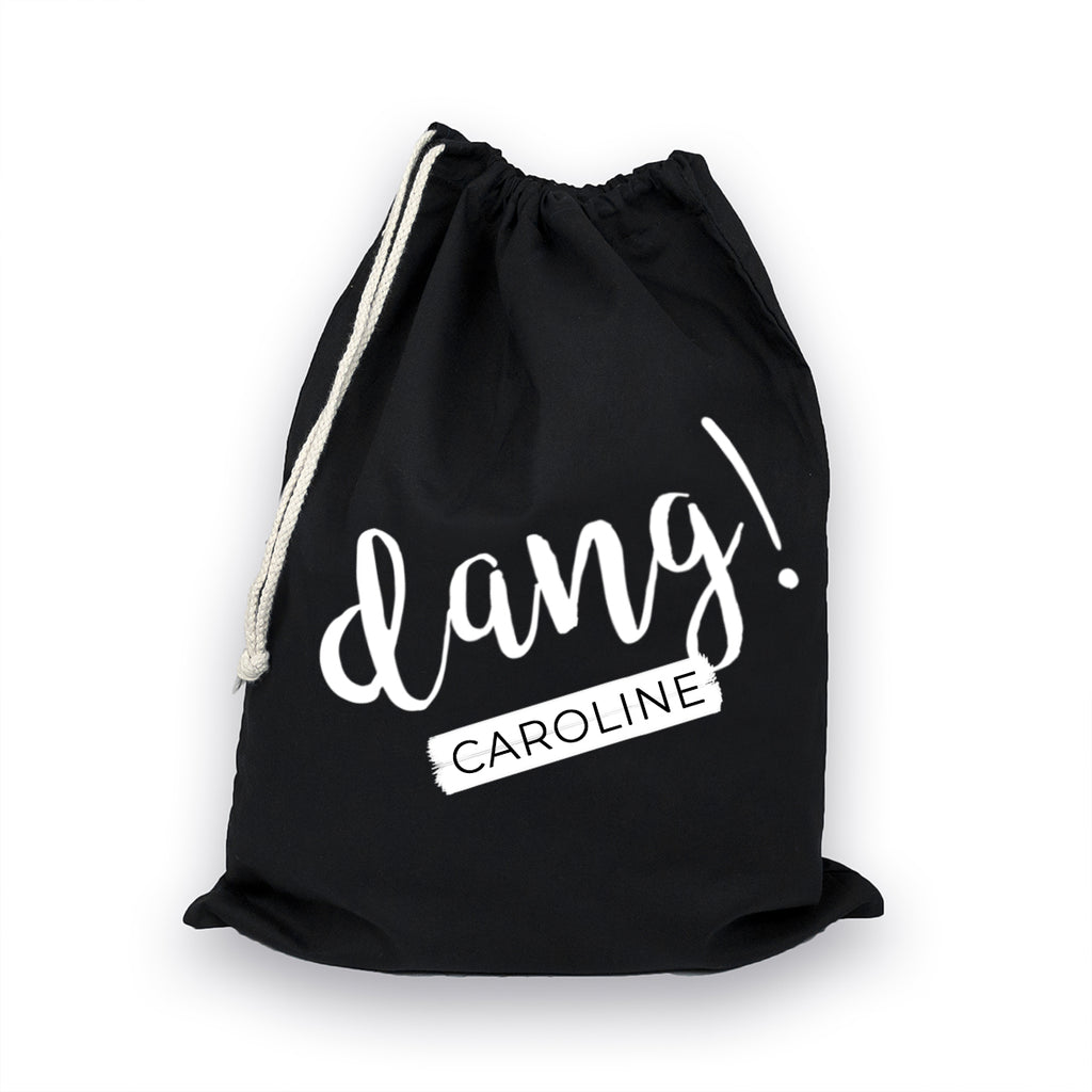 Dang Drawstring Bag - treat-republic