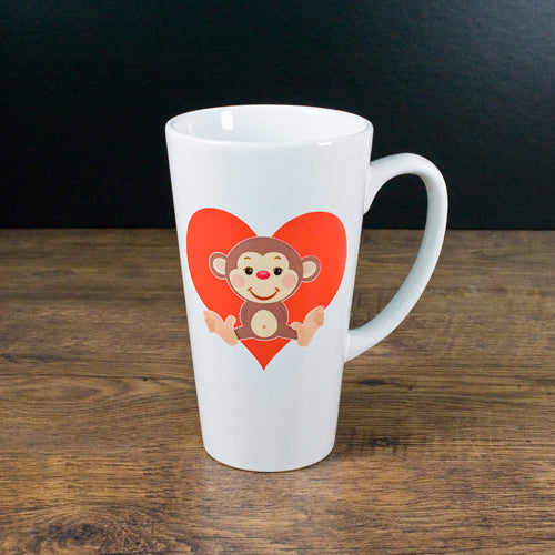 Love Monkey Romantic Mug - treat-republic