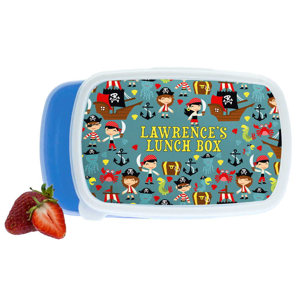 Playful Pirates Lunch Box - treat-republic