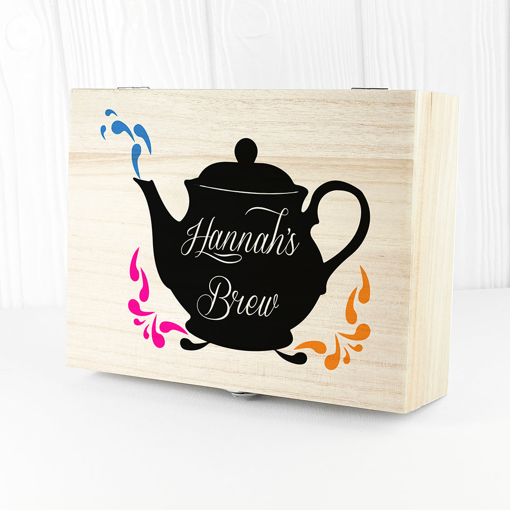 My Favourite Brews Tea Box - treat-republic