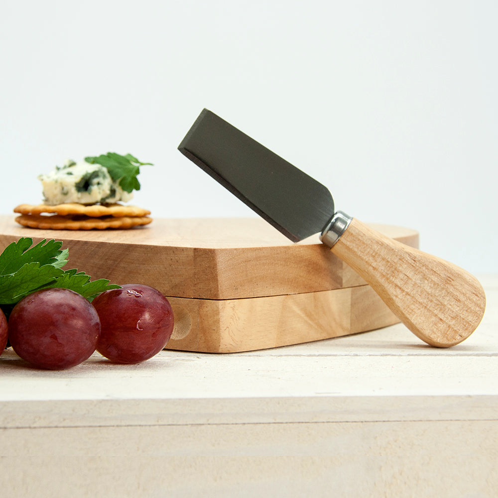 Retro 'Game On' Couples' Heart Cheese Board - treat-republic