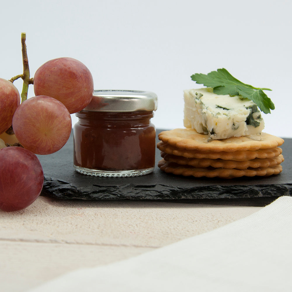 Classic Couples' Heart Slate Cheese Board - treat-republic