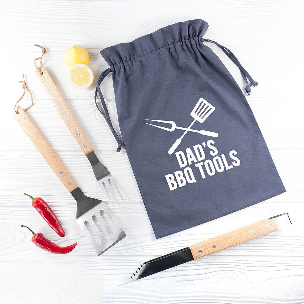 Personalised BBQ Tool Kit - treat-republic
