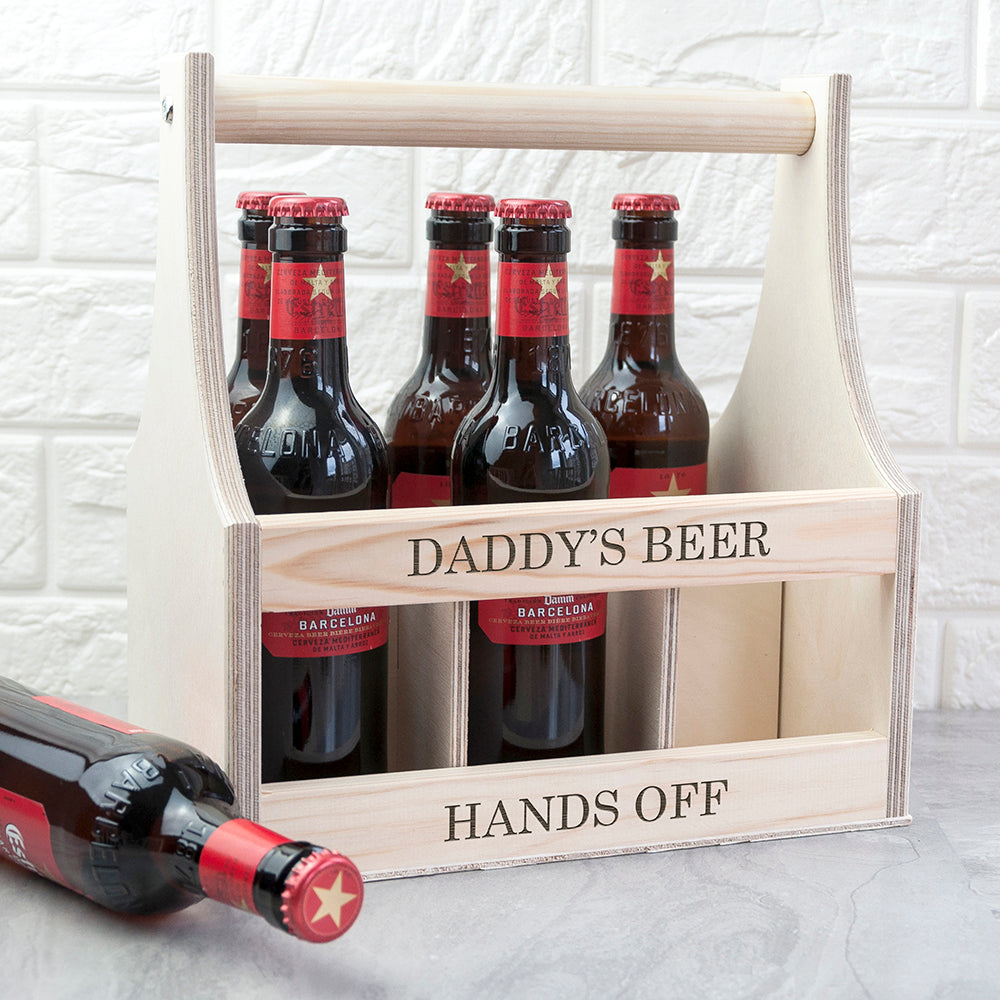 Personalised Garden Beer Trug - treat-republic