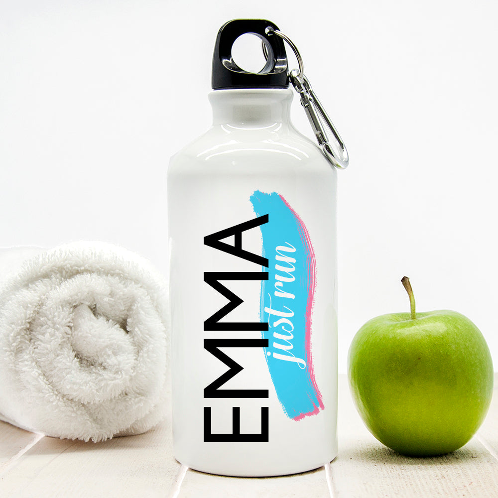 Personalised Just Do It Water Bottle