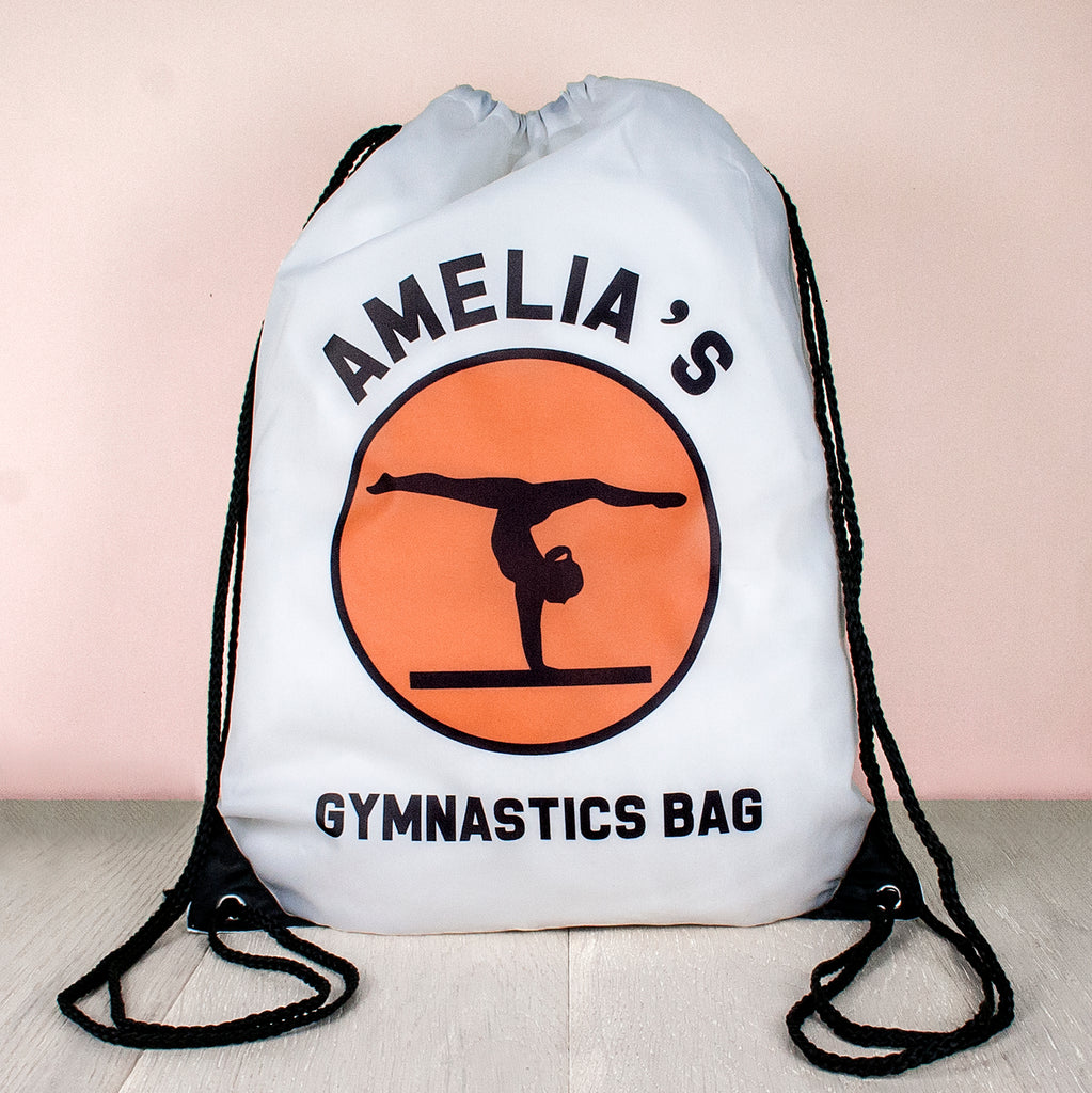 Personalised Kids Drawstring Bag - treat-republic