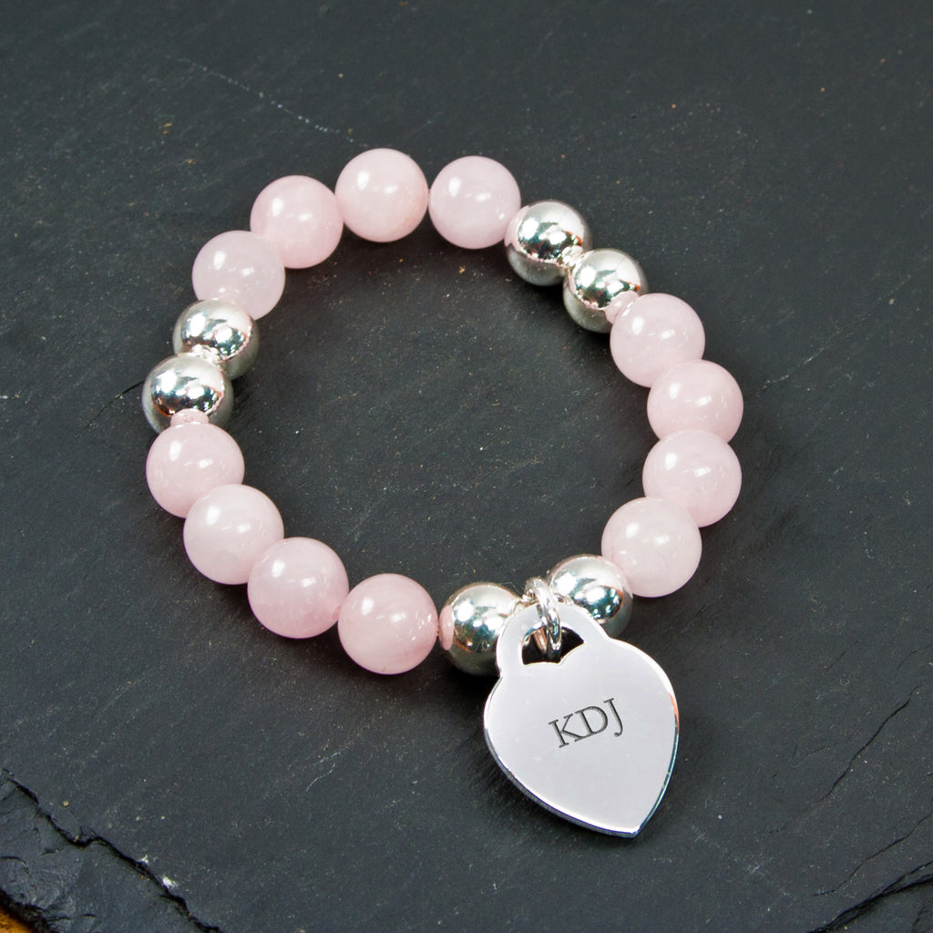 Personalised Love Bracelet - treat-republic