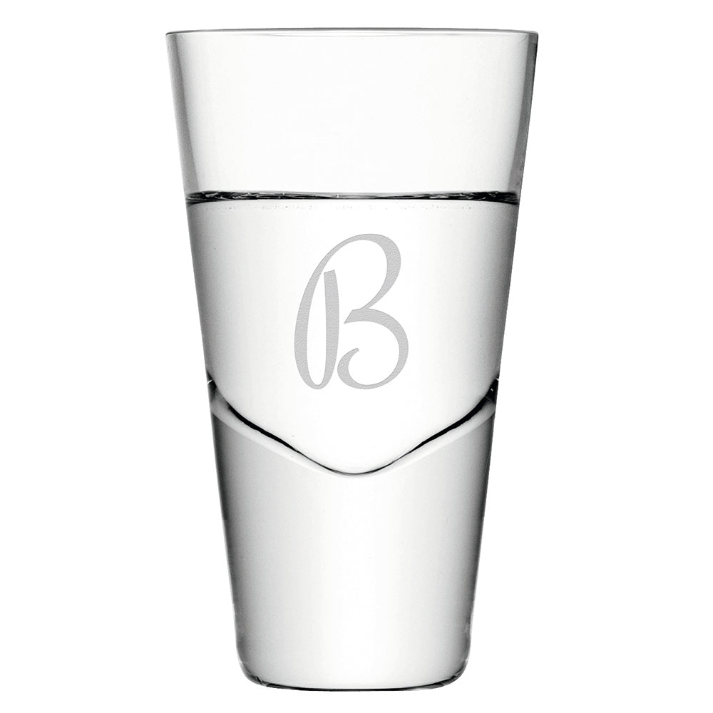 Personalised LSA Vodka Shot Glass - treat-republic