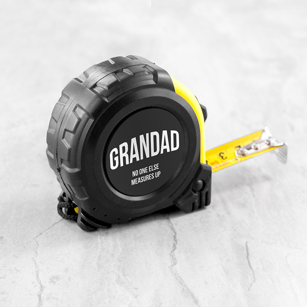 Personalised No One Measures Up Tape Measure - treat-republic
