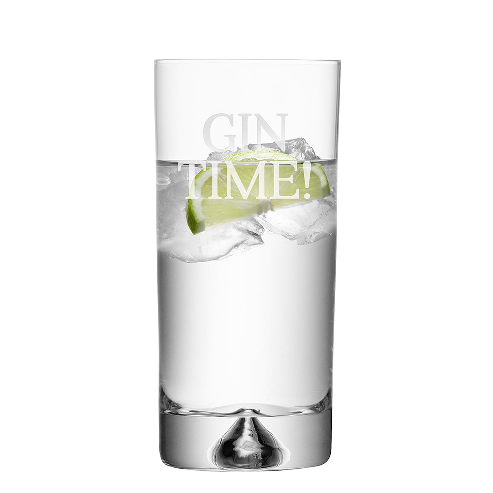 Personalised Pyramid Highball