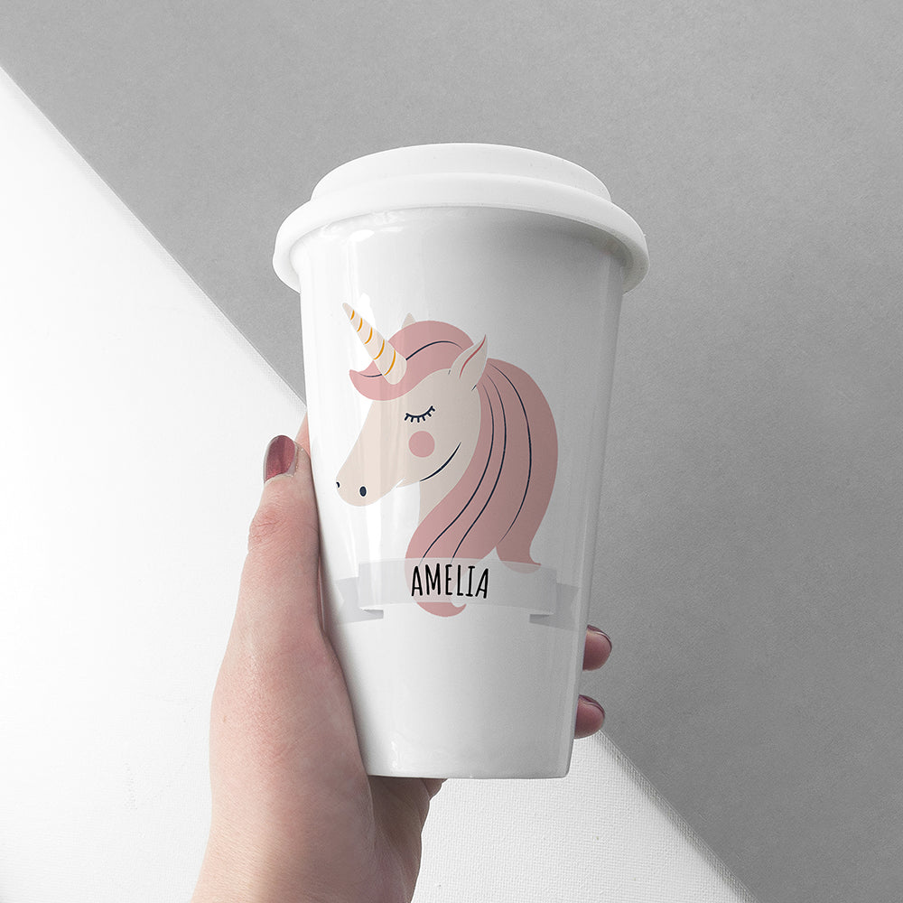 Personalised Sparkle Squad Eco Cup - treat-republic