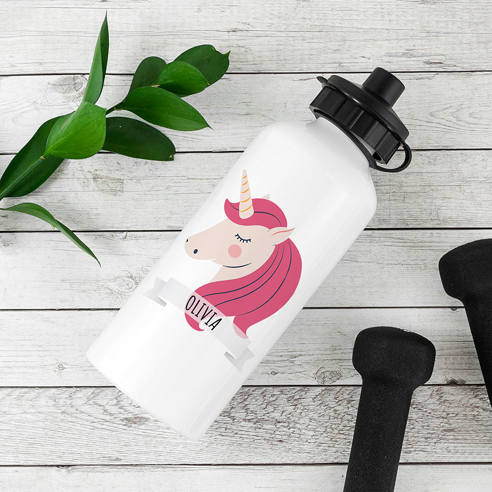 Personalised Sparkle Squad Water Bottle - treat-republic