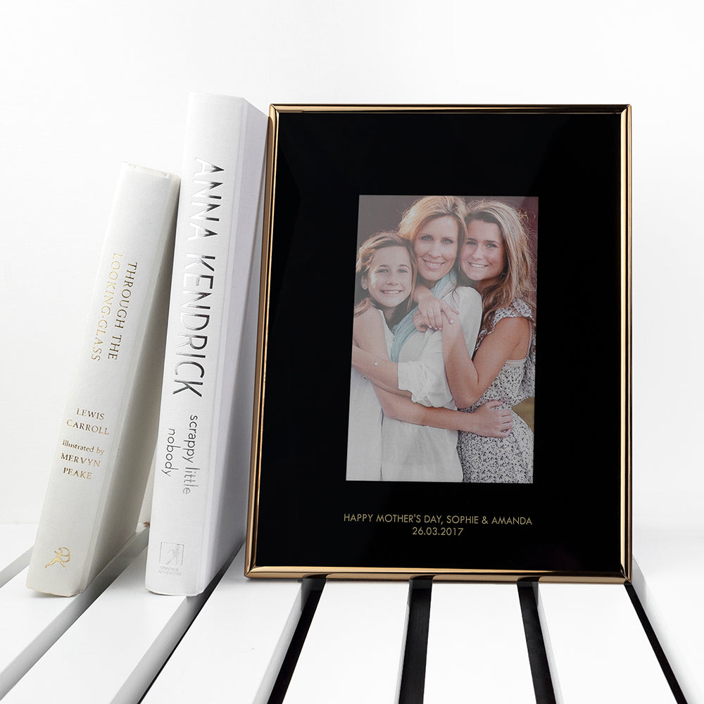 Personalised Statement Photo Frame