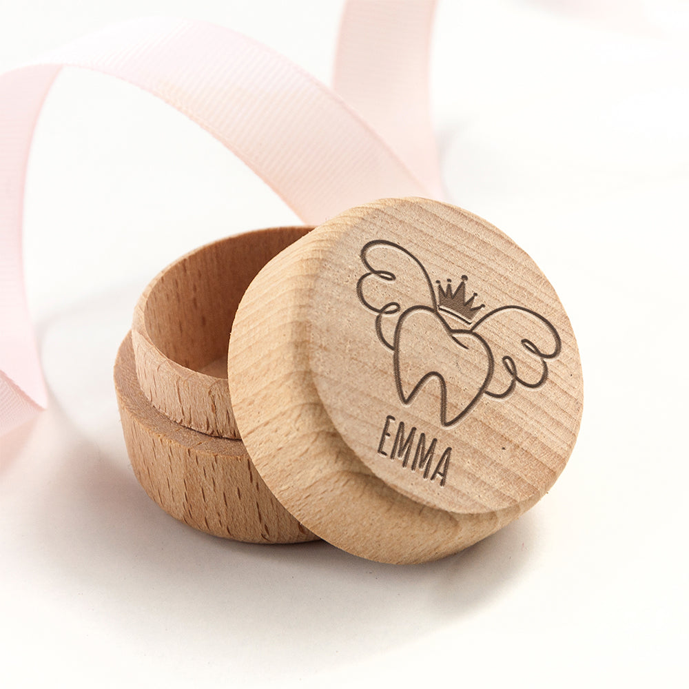 Personalised Tooth Fairy Delivery Box - treat-republic
