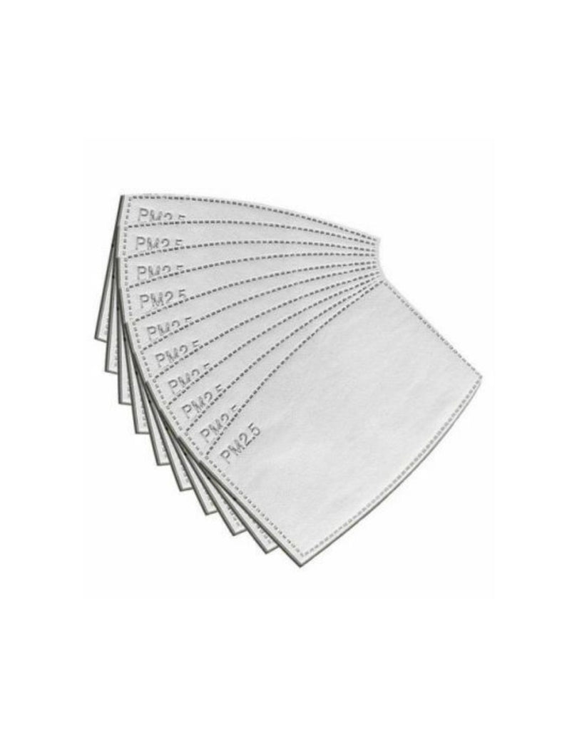 Refill PM2.5 Filters for Cloth Face Masks