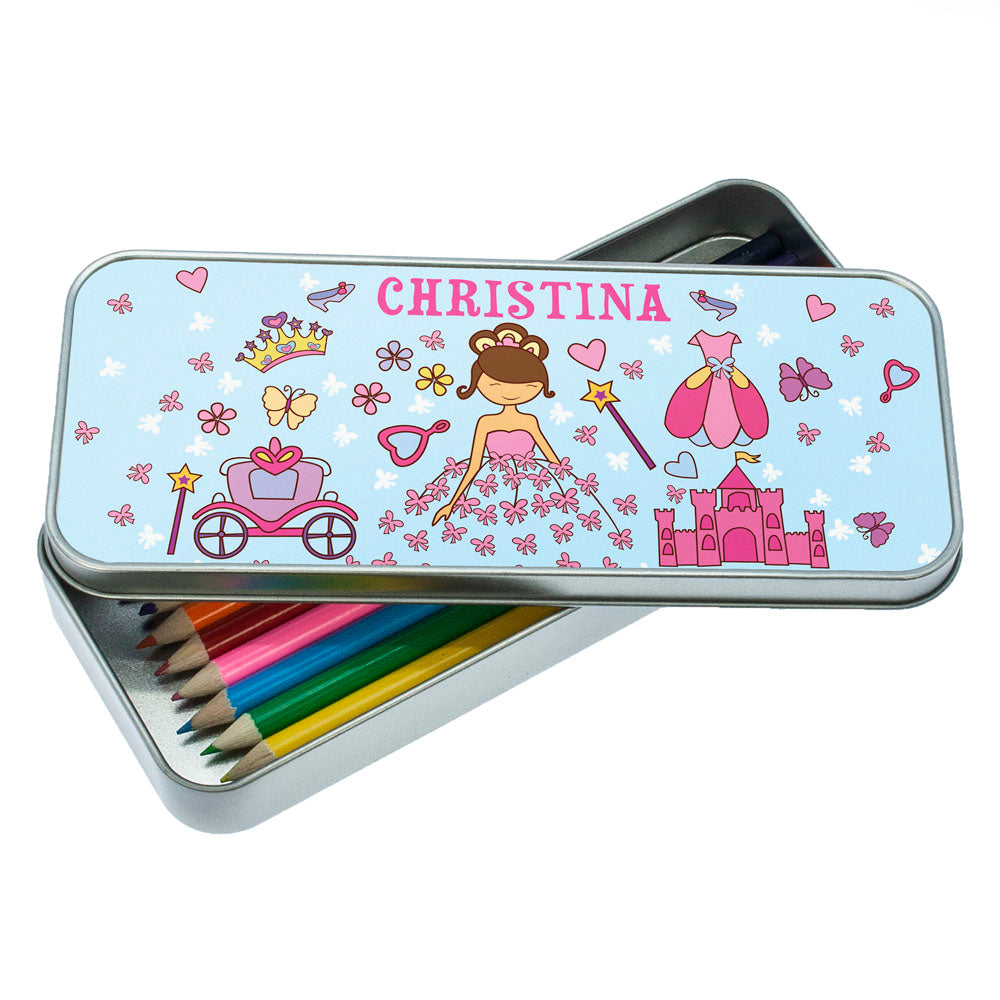 Pretty Princess Pencil Case - treat-republic