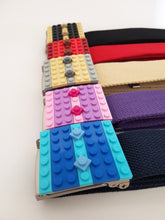 LEGO® Tan Star Canvas Belt