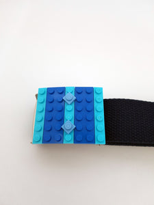 LEGO® Blue Star Canvas Belt