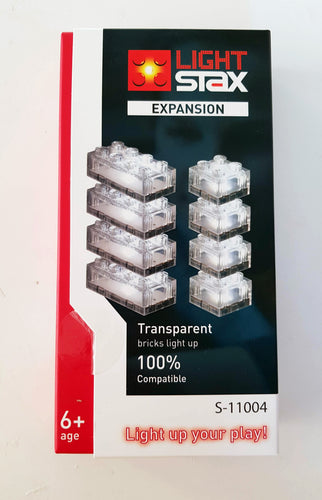 Light Stax Transparent White Expansion Set
