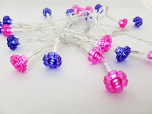 LEGO® Brick Fairy String Lights - Flowers