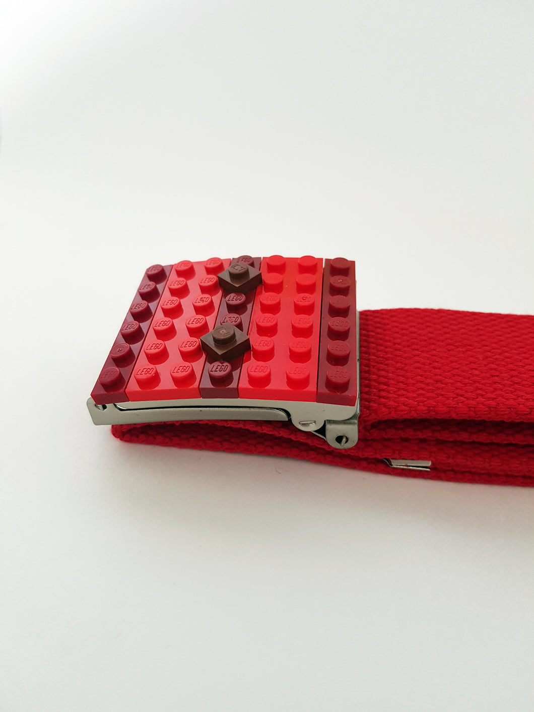 LEGO® Red Star Canvas Belt