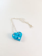 LEGO® Heart with Swarovski Necklace