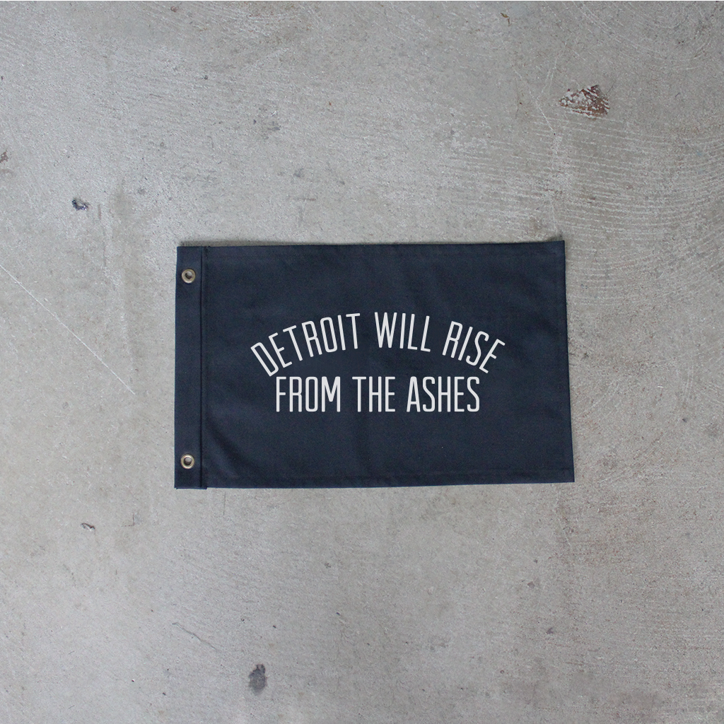 Detroit Will Rise from the Ashes