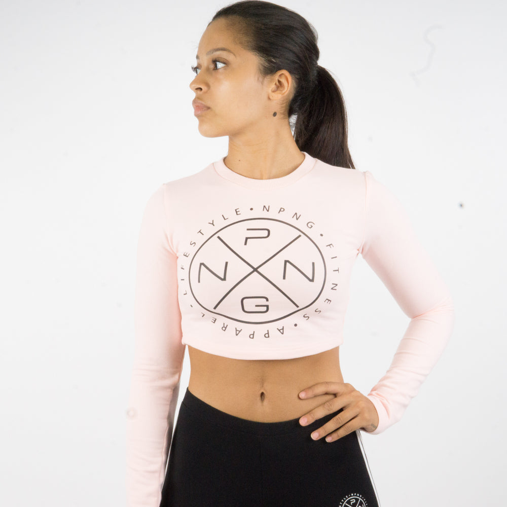 Pull Outline Crop Rose
