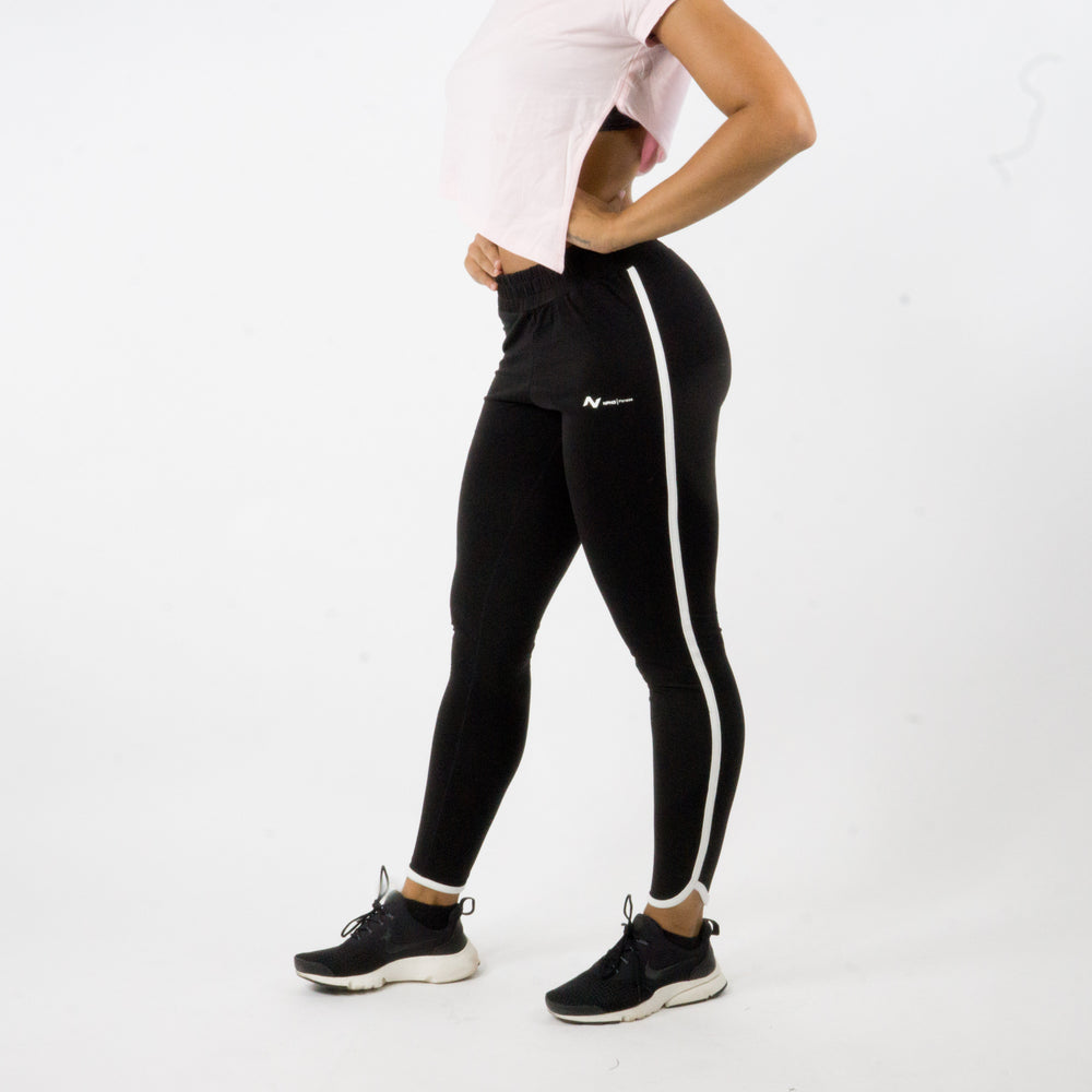 Legging Outline Noir