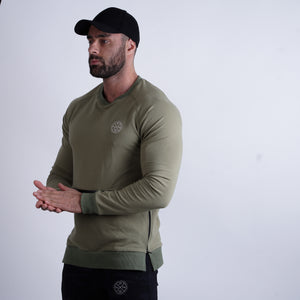 Sweatshirt Tactical Olive