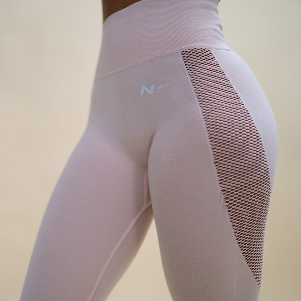 Legging Seamless 3/4 FRVR Rose Quartz