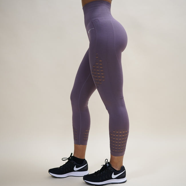 Legging Seamless 3/4 FRVR Ultraviolet