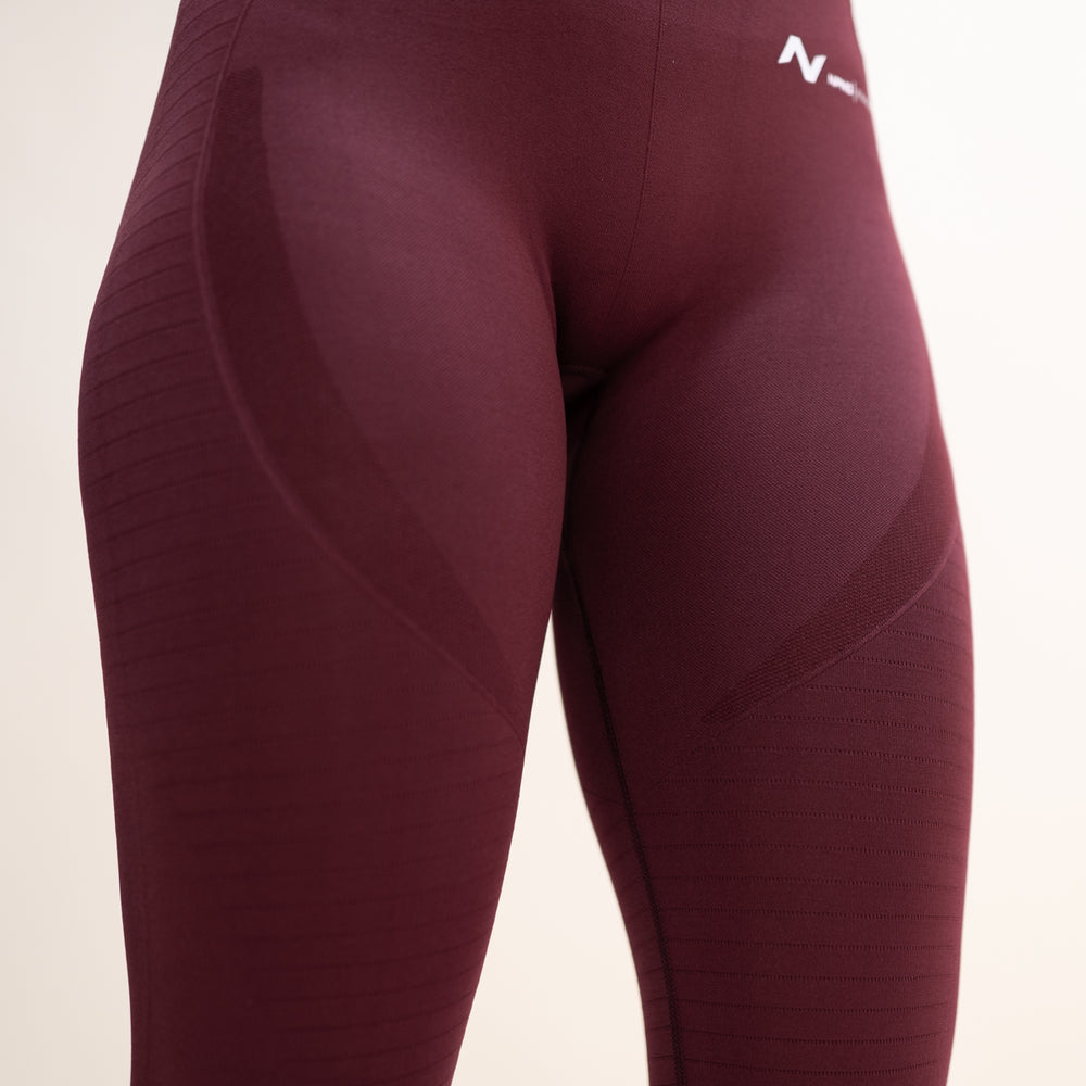 Legging Seamless FRVR Burgundy