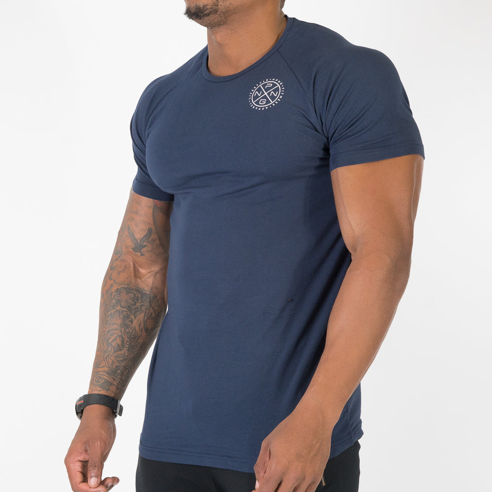 T-shirt Core Series - Bleu Marine