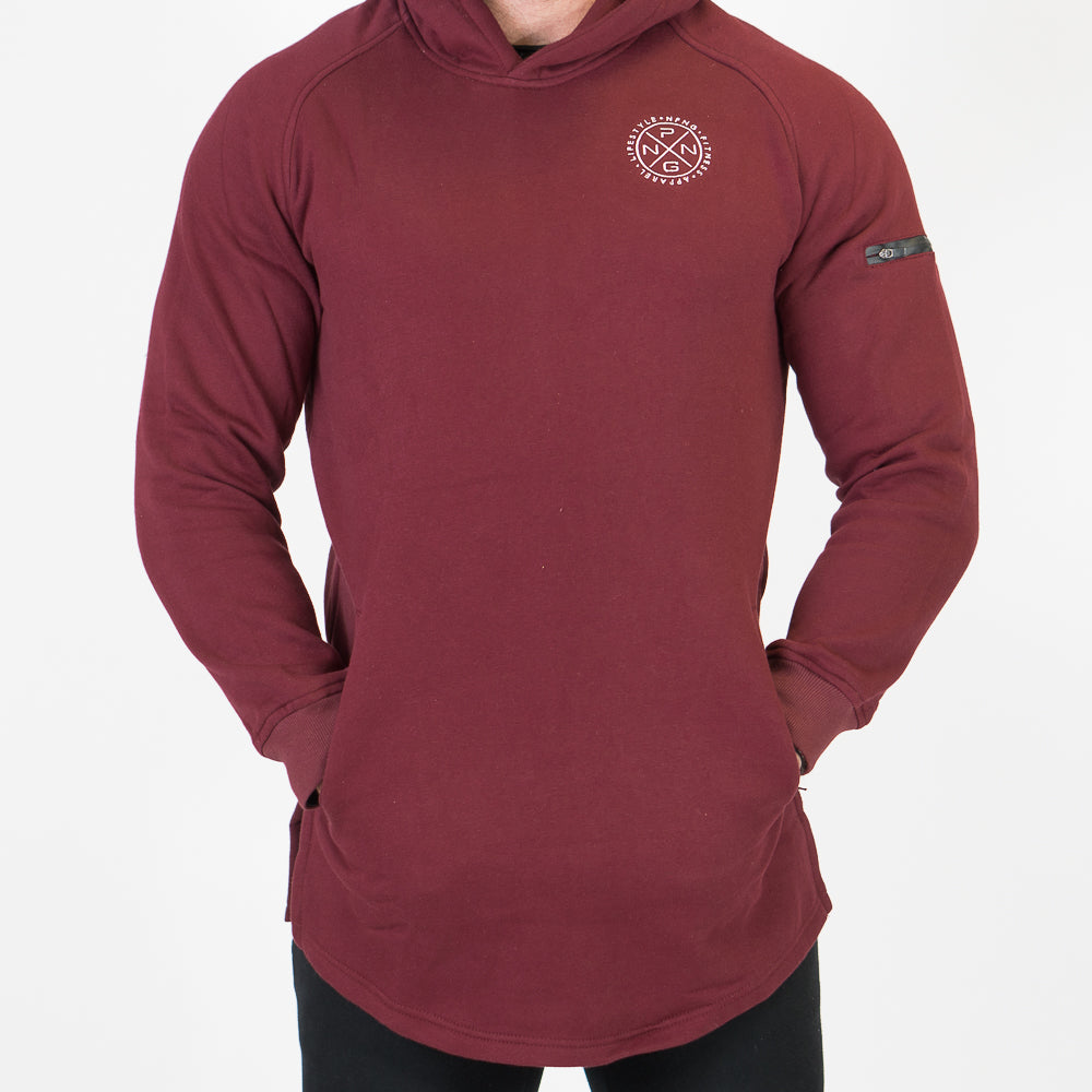 Sweat TRAP-X - bordeaux