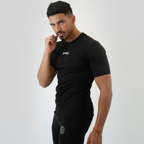 T-shirt Pure Black