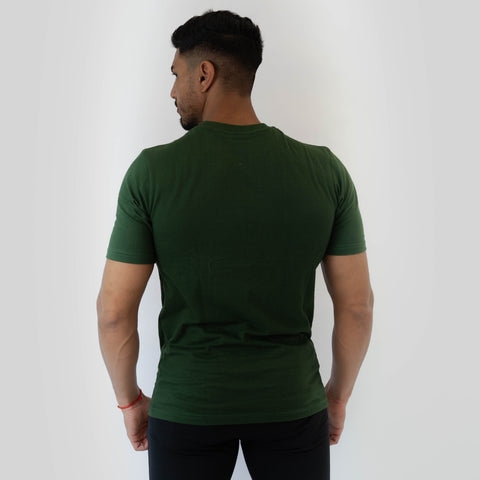 T-shirt Pure Green Gold