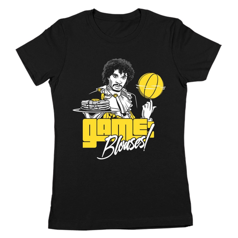 Game Blouses Women's Fit T-Shirt