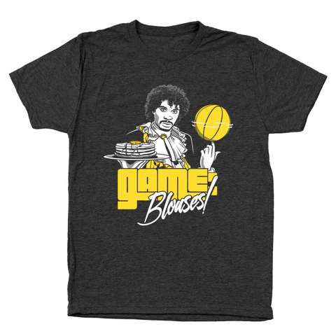 Game Blouses Men's Tri-Blend T-Shirt