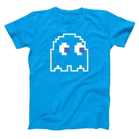Ghost  8Bit Game Costume Men's T-Shirt