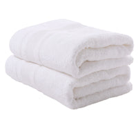Burgundy 2 PACK Turkish Cotton Bath Towels Set | Super Soft Highly Absorbent | Spa & Hotel Quality