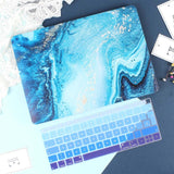 Rubberized Matte Laptop Case Cover for Macbooks-The Lustre Company