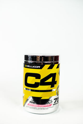 Cellucor C4 Original 75 portions