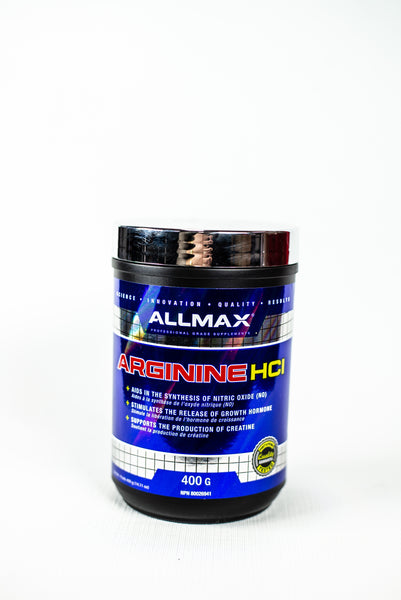 Allmax Nutrition Arginine HCL 80 portions