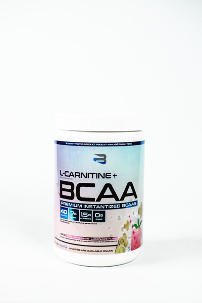 Believe Supplements, Bcaa + L-carnitine 40 portions