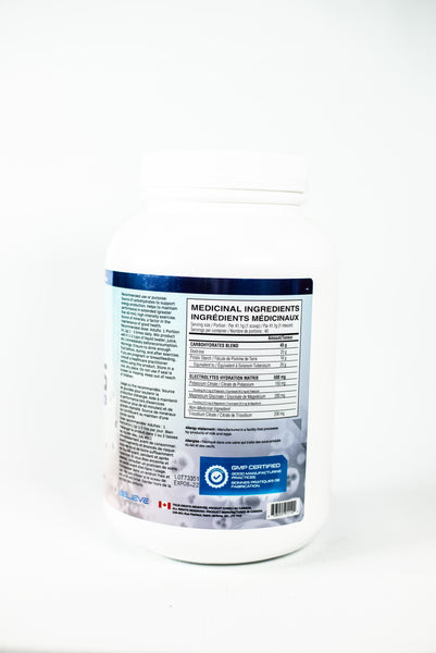 Believe Supplements Electrolytes + Carbs 40 portions