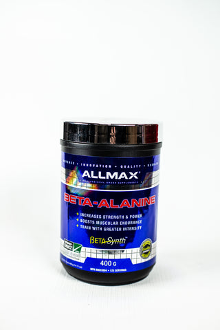 Allmax Nutrition Beta-Alanine 125 portions